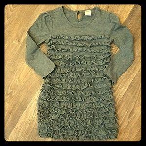 Girls Old Navy Ruffle Dress